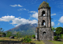 Ruins Of The Belltower Near Vo...