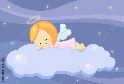 Recess Fitting Heaven angioletto addormentato