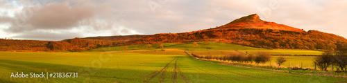Fotografia  Roseberry Topping Panorama