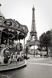 Fototapeta City - Eiffelturm