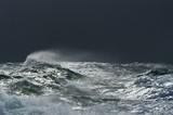 tempête sur le raz de Sein