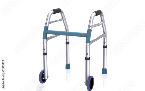 Photo  Walking aid using by handicaps