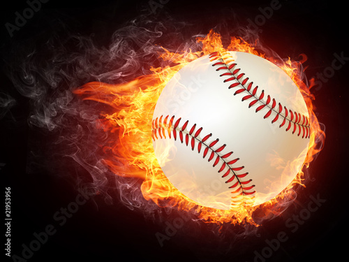 Photo  Baseball Ball