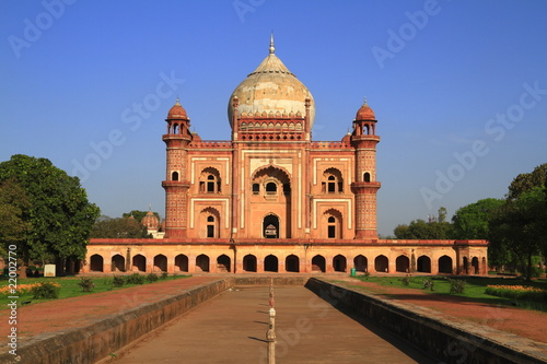 Photo  Safdarjung's Tomb