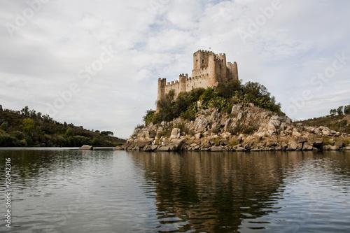 Fényképezés  Almourol Castle