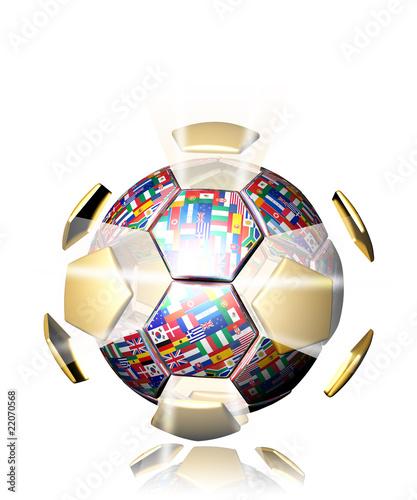 Campionato Mondiale di Calcio-International Soccer Championship