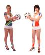 WM 2010 Spiel Südafrika - Frankreich