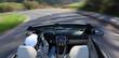 Cabrio fahren macht Spaß!