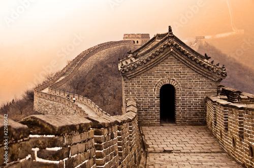Grande muraille de Chine - Great wall of China, Mutianyu