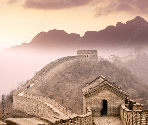 Grande muraille de Chine - Great wall of China, Mutianyu - 22141143