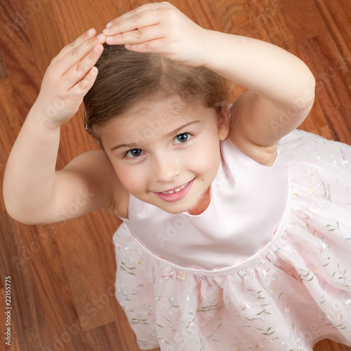 Photo  Sweet ballerina