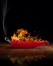 Red Hot Chili Pepper Burns
