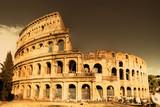 Fototapeta Sypialnia - great Italian landmarks series - Colosseum