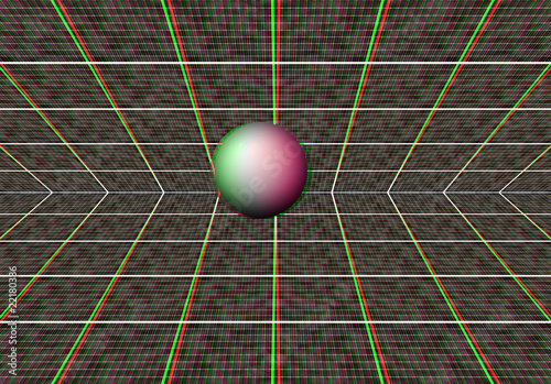 Photo anaglyph