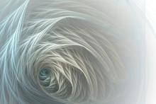Surreal Swirling Textured Fractal Background Image