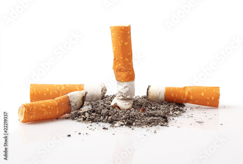 Fotografie, Obraz sigarette