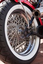 Hinterrad Harley Davidson
