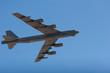 Leinwandbild Motiv B52 bomber
