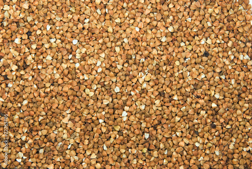 Valokuva  Buckwheat background