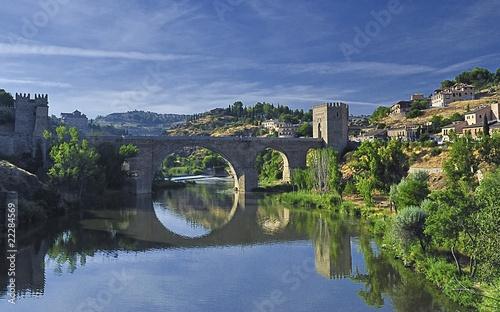Puente San Martin,toledo