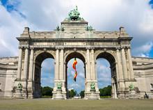 Brussels - Triumphal Arch