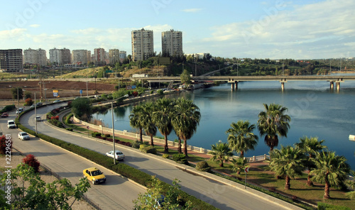 Photo A view of Adana, Turkey