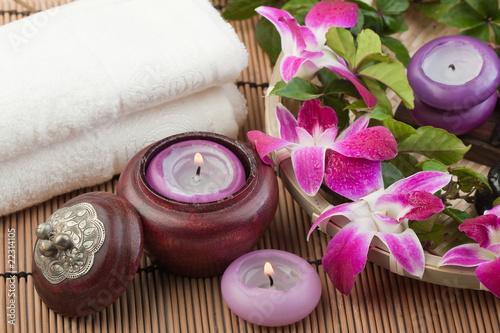 Keuken foto achterwand Spa relaxing spa treatment (1)