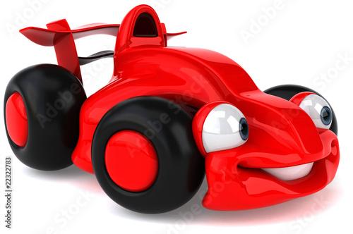 Foto op Canvas Cars Formule 1