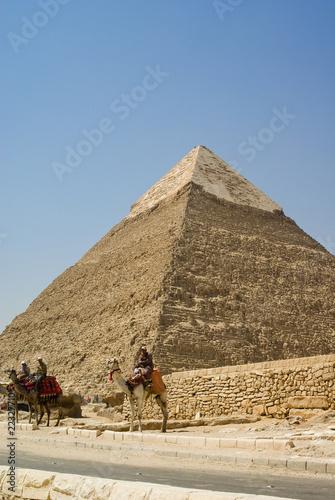 Tuinposter Egypte Egypte-Khephren