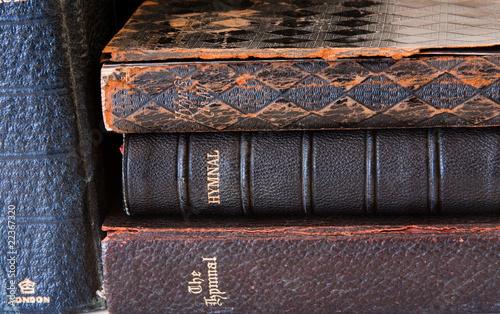 Fotografija  Old Hymnals