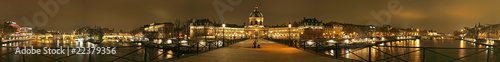 Photo Stands Paris PANORAMA DU PONT DES ARTS
