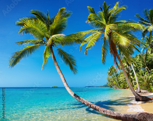 Foto op Canvas Tropical strand Tropical beach, Thailand