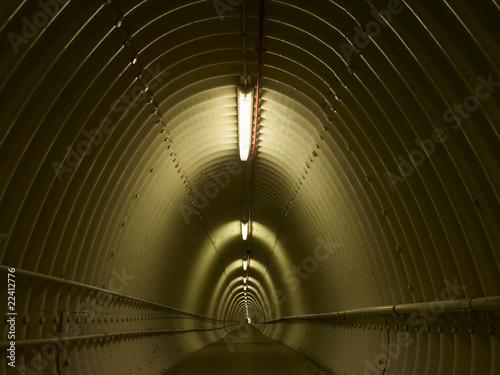 Wall Murals Tunnel tunnel, corridor