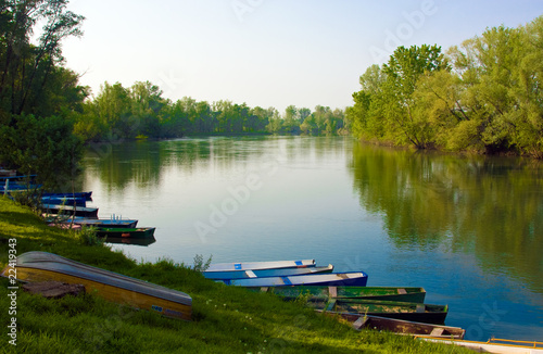 Photo Fiume Adda