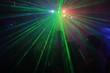 Lasers night club