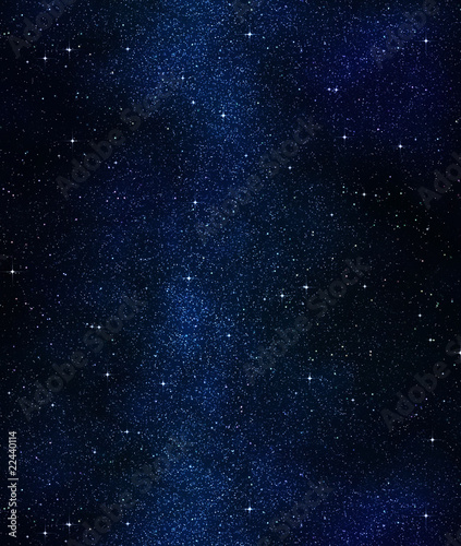 stars in space or night sky Tablou Canvas