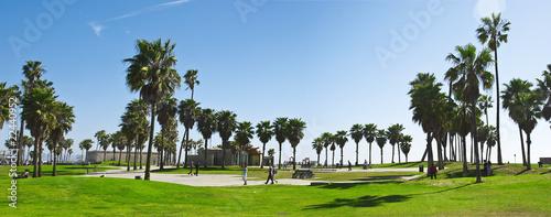 Staande foto Los Angeles venice panorama