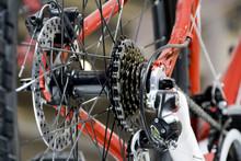 Bike Gear Changing
