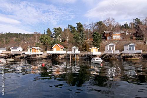 Photo  Oslo Fjord