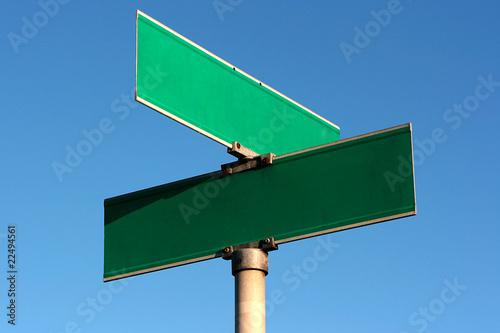 Fotografie, Obraz  Guide sign