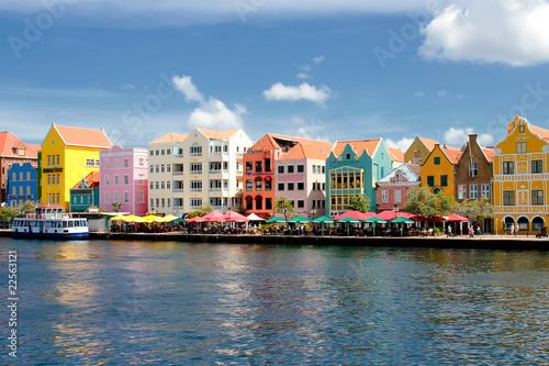 Photo  Willemstad auf Curacao