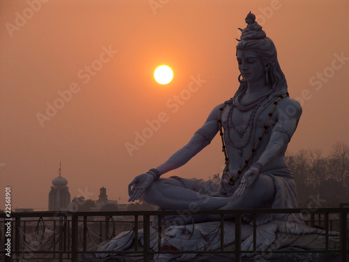 Obraz na płótnie Shiva