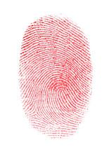 Red Fingerprint
