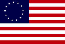 1777 Us Flag