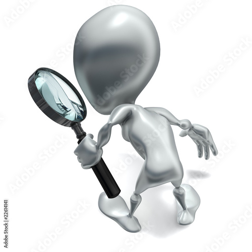 Платно elliott 033, loupe, recherche, enquête, analyse