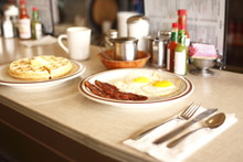 Tasty Diner Breakfast