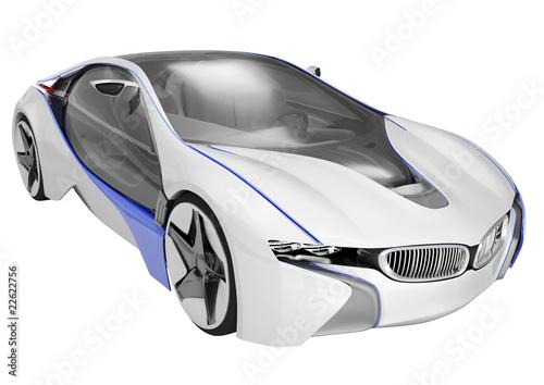 Fotografie, Obraz  concept car