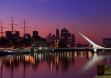 Skyline, Buenos Aires, Argenti...