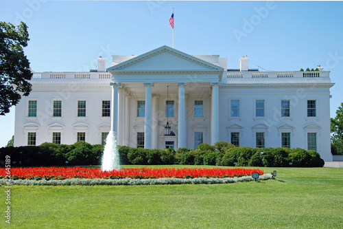 Valokuva The White House in Washington DC