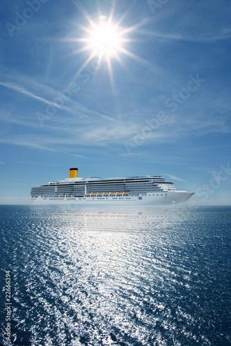 Fotografía  crucero de vacaciones